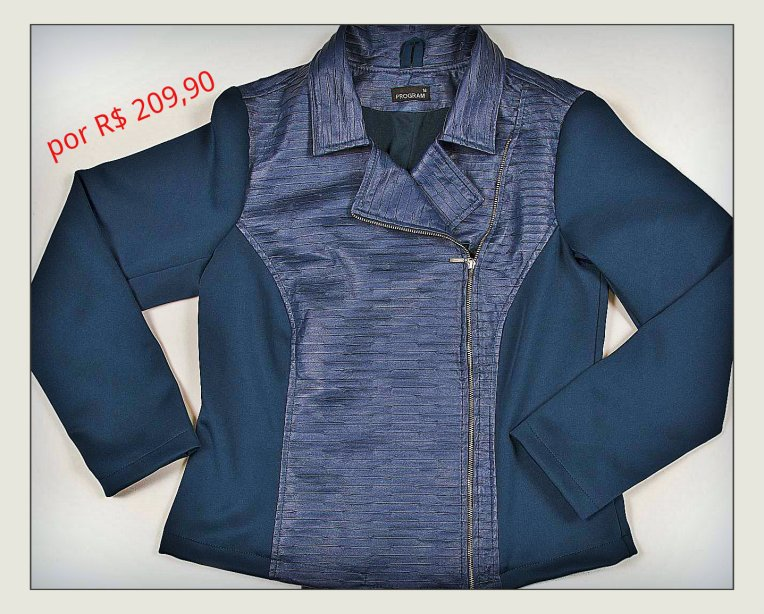 0878672501 jaqueta ziper com couro ecológico