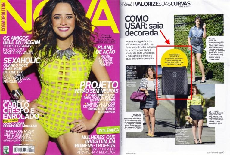 Revista Nova Out/2013