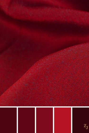 pantone vermelho