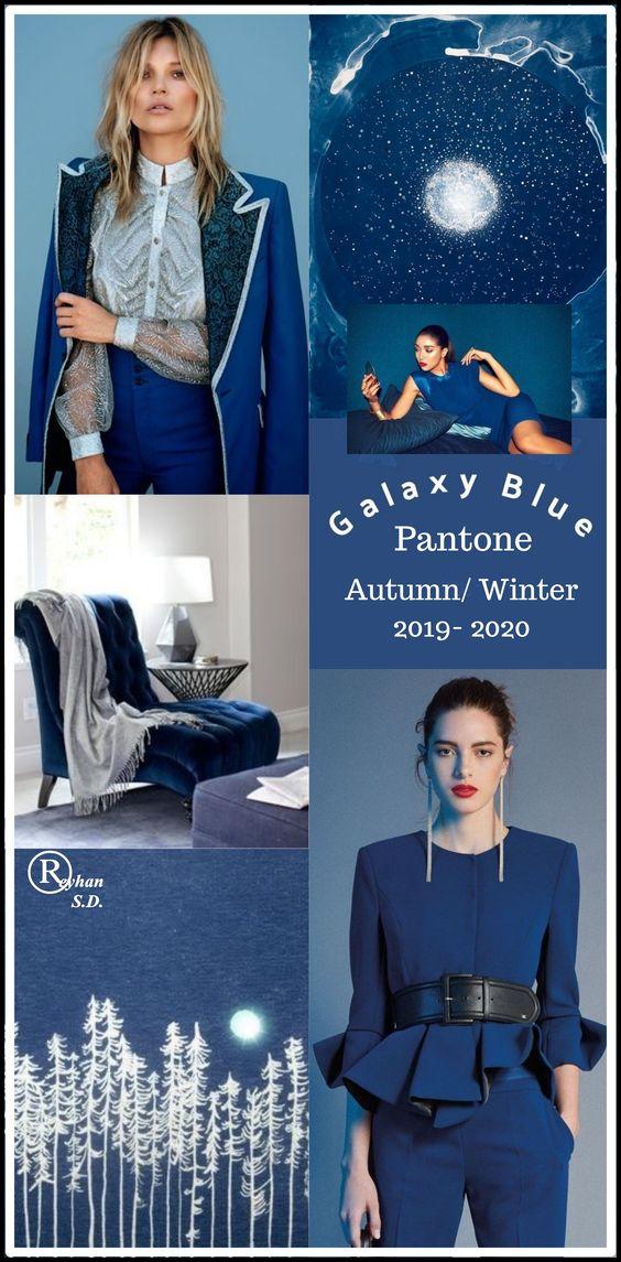 pantone galaxy blue